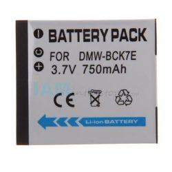 Panasonic DMW-BCK7 / DMW-BCK7E utángyártott akku