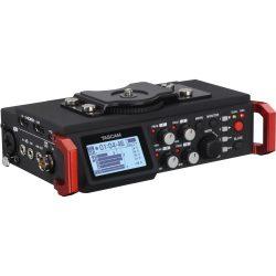 Tascam DR-701D professzionális 6 csatornás rögzítő DSLR készülékekhez