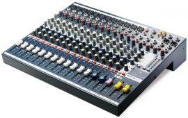 Soundcraft EFX12 keverőpult