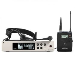 Sennheiser ew 100 G4-ME3 fejmikrofon szett