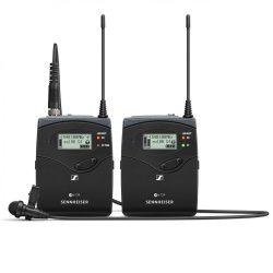 Sennheiser ew 112P G4 csíptethető kamerás mikrofon szett