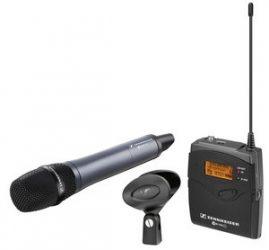 Sennheiser ew 135P G3 kézi kamerás mikrofon szett