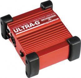Behringer GI100 ULTRA-G Di-Box