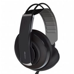 Superlux HD681evo BK stúdió fejhallgató