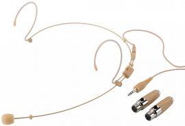 Monacor HSE-152A/SK fejmikrofon testszínű