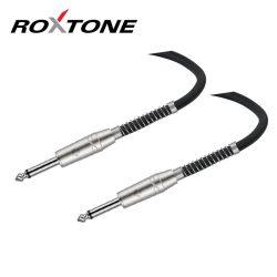 Roxtone 6,35mm Jack-6,35mm Jack szerelt jelkábel 3m
