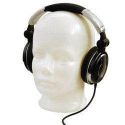 Jefe VER-900 Professzionális zárt fejhallgató