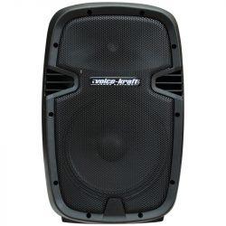 "Voice-Kraft LK-1679-2-10B Aktív hangfal, 10"", 150W, MP3/USB/SD/MMC/Bluetooth lejátszóval"