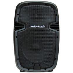 """Voice-Kraft LK-1679-2-15B Aktív hangfal, 15"""", 200/400W, FM rádióval, MP3/USB/SD/MMC/Bluetooth lejátszó + távirányító"""