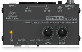 Behringer MA400 MICROMON fejhallgató erősítő