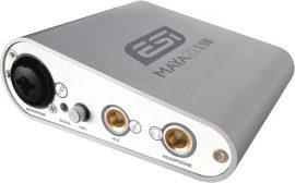 ESI MAYA 22 USB hordozható USB hangkártya