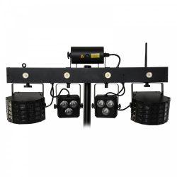 Involight MLS FX fényszett rádiós vezérléssel