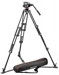Manfrotto MVH502A, 546GB-1 provideo szett