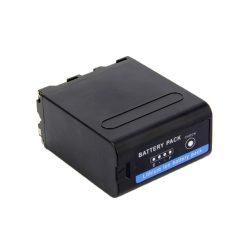Sony NP-F990 (8800mAh) utángyártott akku