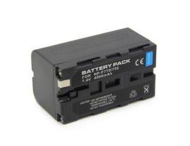 Sony NP-F730 / NP-F750 / NP-F770 (4400mAh) utángyártott akku