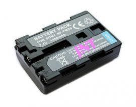 Sony NP-FM50 / NP-FM55H (1600mAh) utángyártott akku