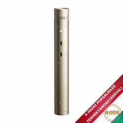 Rode NT55-S kis membrános kardioid és gömb ceruza mikrofon