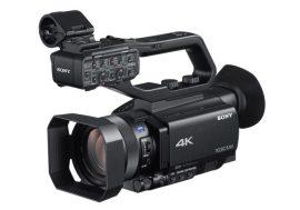 Sony PXW-Z90 HDR 4K kamera