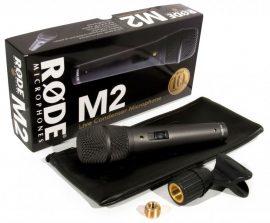 Rode M2 színpadi kondenzátor mikrofon