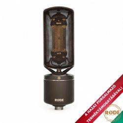 Rode NTR (+kábel) nagy érzékenységű RIBBON kondenzátor stúdió szalagmikrofon