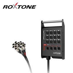 Roxtone STBN1204L30 Professzionális csoportkábel, 12+4 ér, 30m