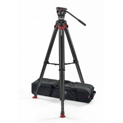 Sachtler 1017MS - System Ace XL MS FT 75 FLOWTECH CARBON állvány szett