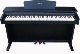Sencor SDP-100 digitális zongora (4 színben)