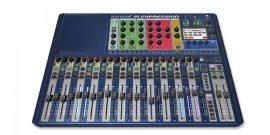 Soundcraft Si Expression-2 digitális keverőpult 24 csatornás
