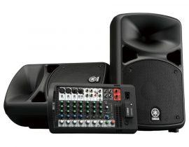 Yamaha StagePas 600BT komplett hangrendszer