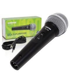 Shure SV100 dinamikus mikrofon + kábel