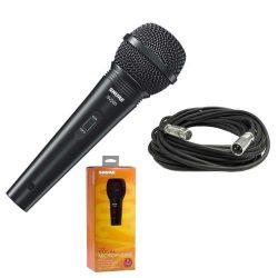 Shure SV200 dinamikus mikrofon + kábel