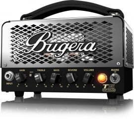Bugera T5 INFINIUM csöves gitár erősítő fej 5W