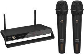 IMG StageLine TXS-2402set digitális dupla kézi mikrofon szett