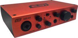 ESI U22 XT professzionális 24-Bit USB Audio interfész
