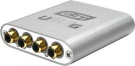ESI UDJ6 24-bit USB audió adapter 6 kimeneti csatornával