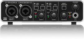 Behringer UMC202HD U-PHORIA külső hangkártya