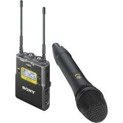 Sony UWP-D12 kamera mikrofon szett kézi adóval