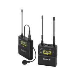 Sony UWP-D21 digitális kamera mikrofon szett