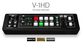 Roland V-1HD hordozható HD videó keverő