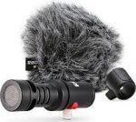 Rode Videomic ME-C videomikrofon USB-C csatlakozóval