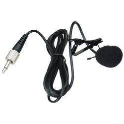 Voice-Kraft LT-4A Csiptetős mikrofon (fekete)