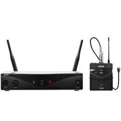 AKG WMS420 PRESENTER vezeték nélküli csíptethető mikrofon szett