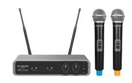 RH Sound WR-207 új generációs dupla kézi adós mikrofon szett