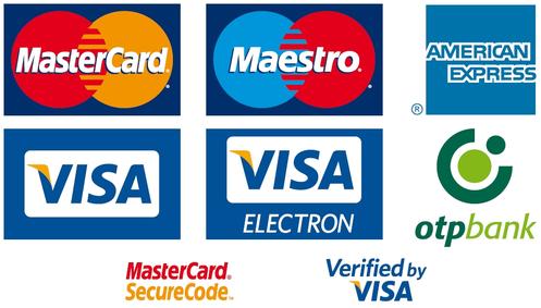 Bankkártyával üzletünkben